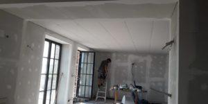 Faux-plafonds Placement d'un Faux Plafond à Walhain